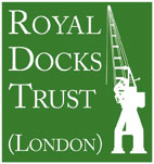 Royal Docks Trust logo