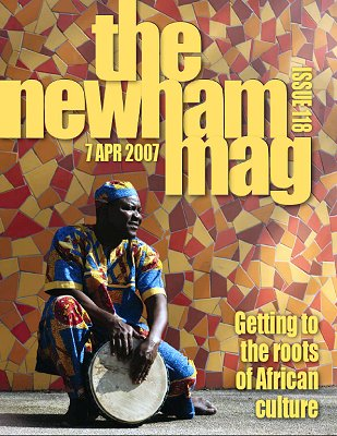 Newham Magazine Cover